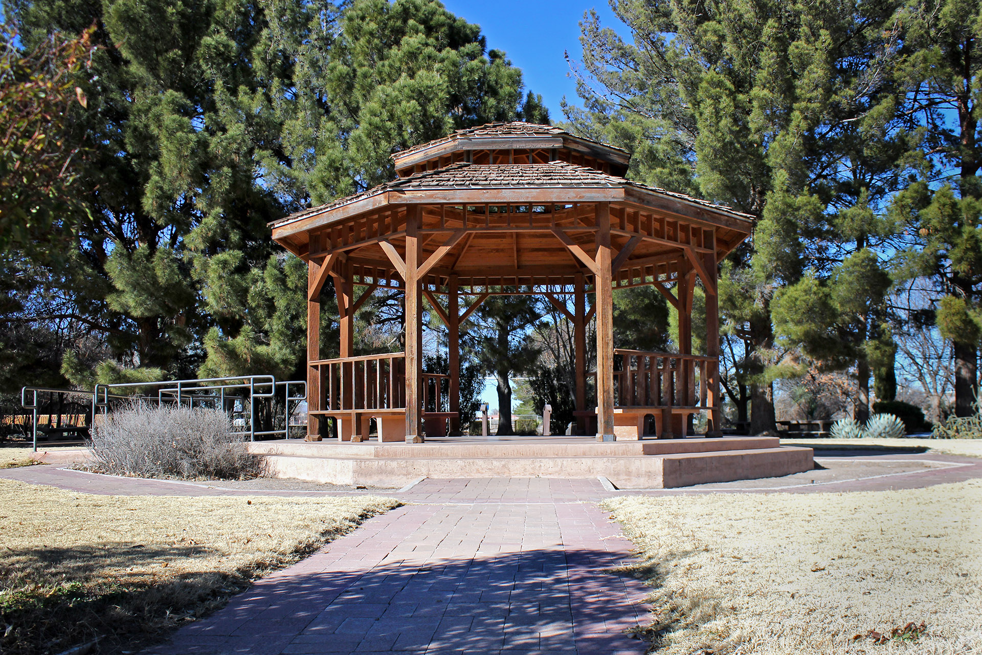 Mesilla Park Fabien Garcia Garden
