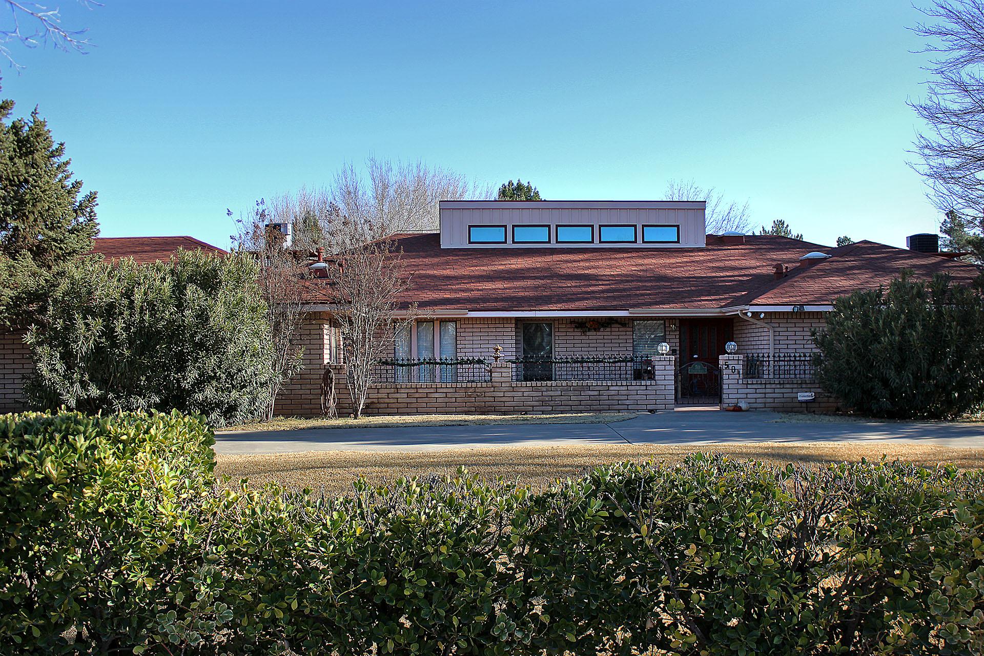 Mesilla Park House