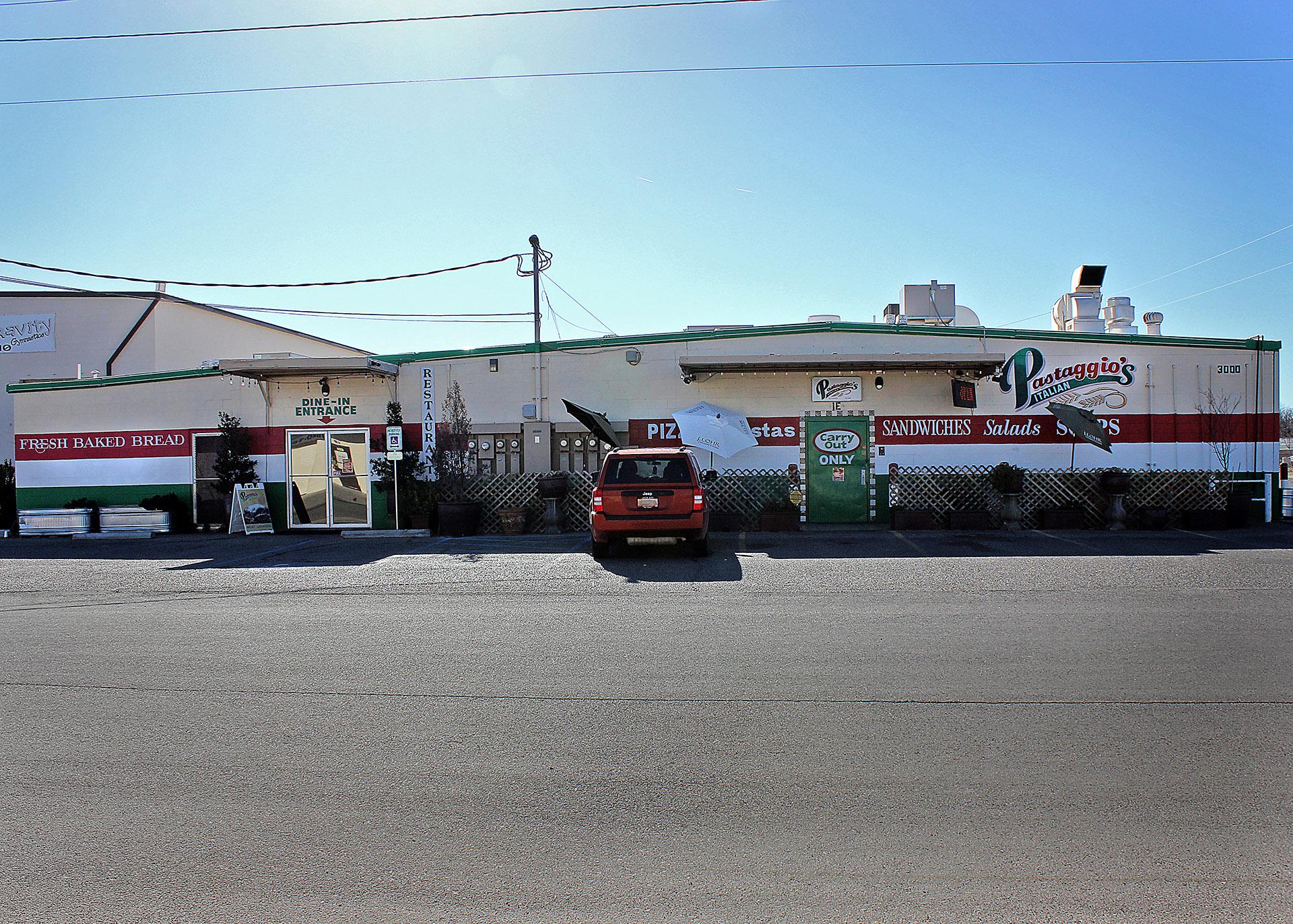Mesilla Park Pastaggios