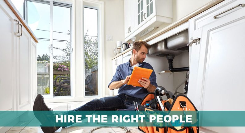 Hire the Right People - Smart Living - Las Cruces