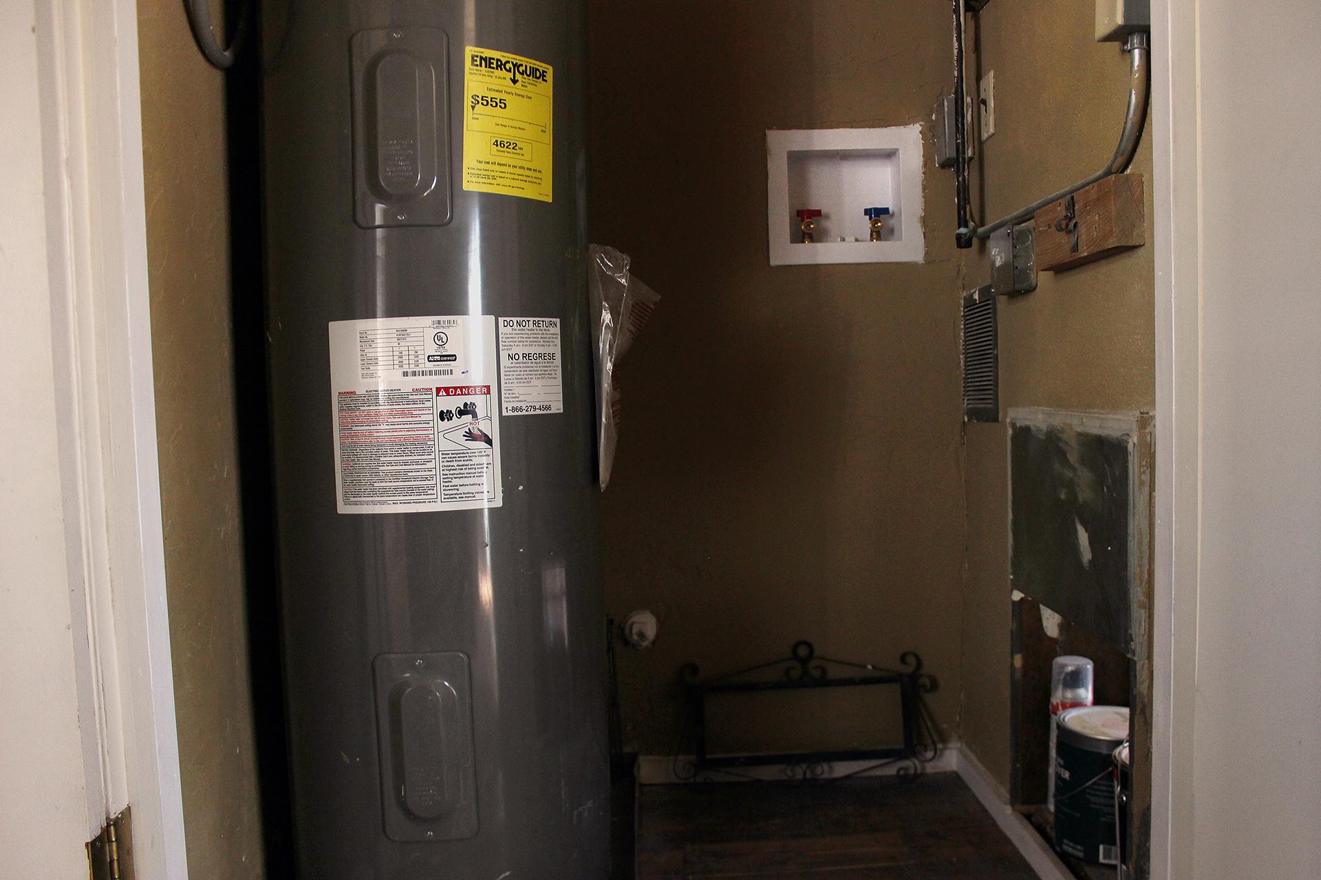 2460 Jordan Road Utility Closet
