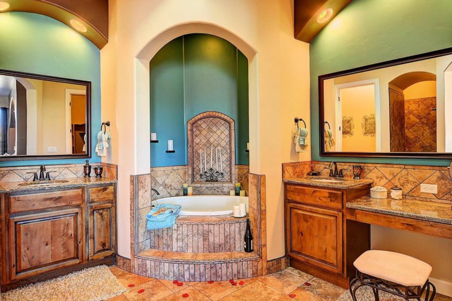 Metro Verde House Bathroom