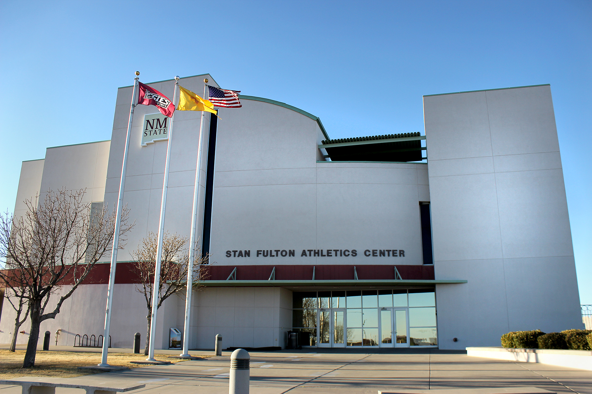 NMSU Stan Fulton Center