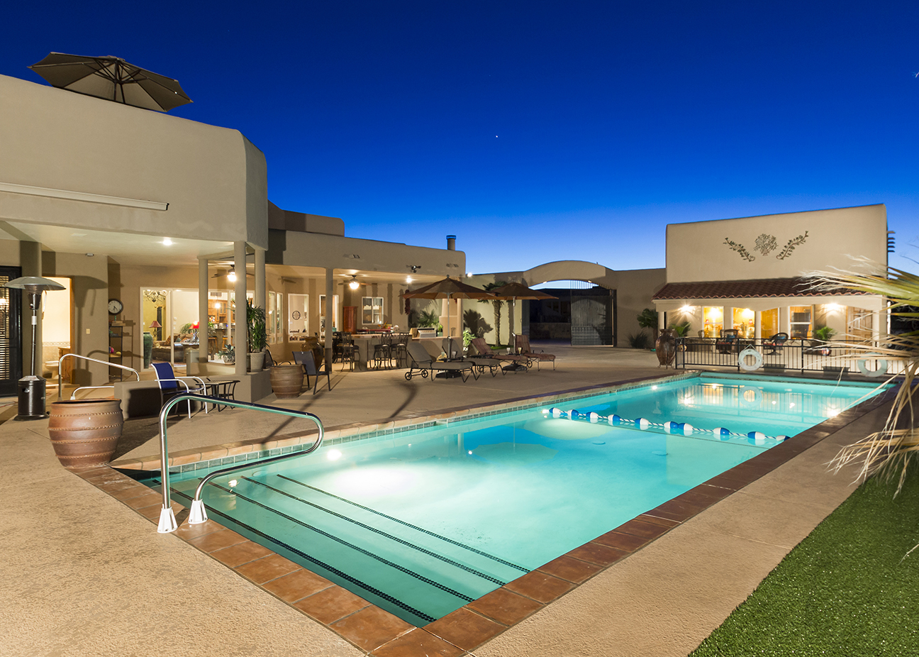 Las Alturas Home Pool